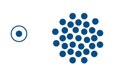 Common Bottlenose Dolphin Icon (3)
