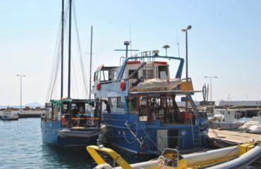 Στα βαθιά νερά της Ικαρίας τα «Aegean Explorer» και «Πηνελόπη»